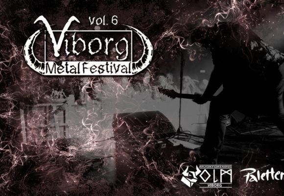 viborg metal festival 2019 paletten viborg