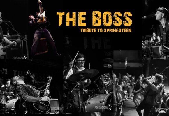 boss bruce springsteen viborg paletten koncert
