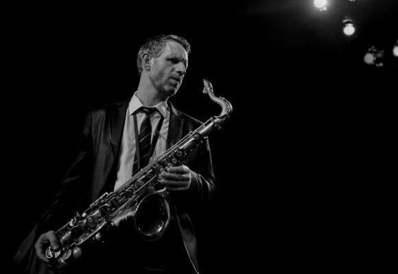 jan harbeck saxofonist koncert paletten viborg